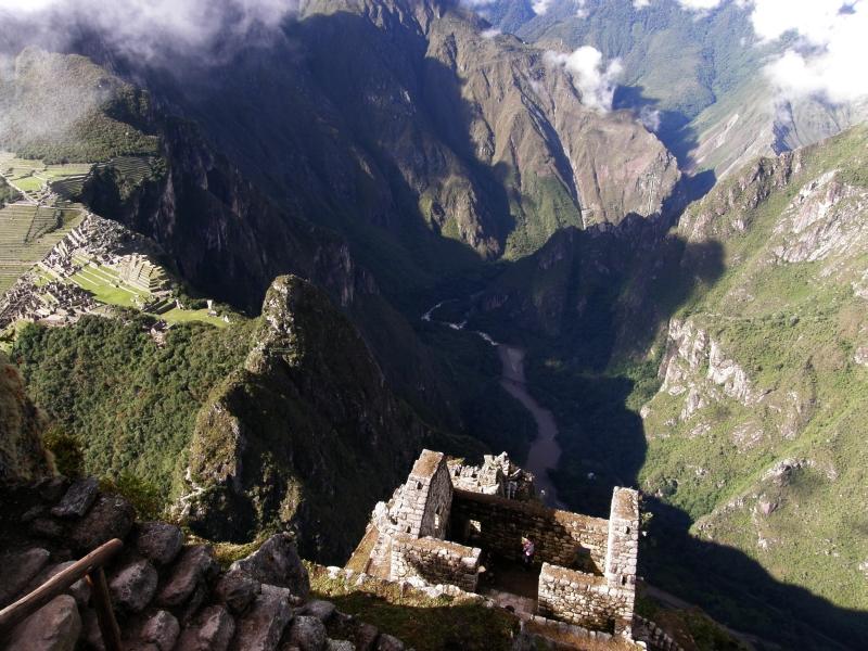 Peru- Machu Picchu a Aguas Calientes - 50 - Peru- Machu Picchu a Aguas Calientes
