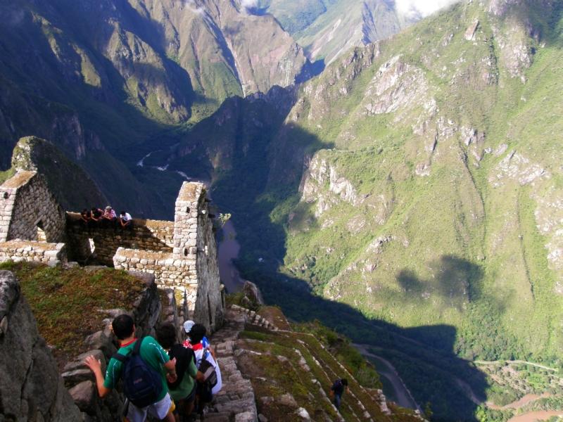Peru- Machu Picchu and Aguas Calientes photo no. 51