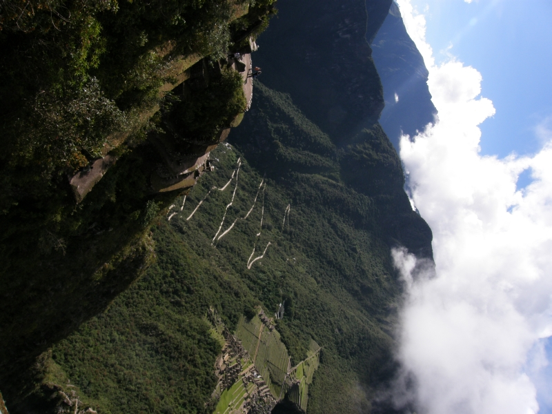 Peru- Machu Picchu and Aguas Calientes photo no. 52