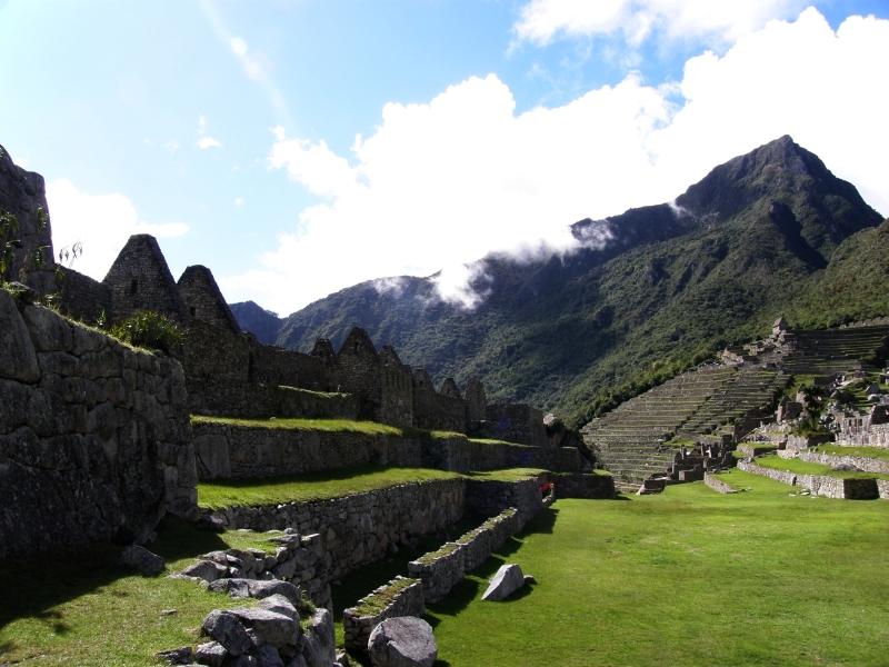 Peru- Machu Picchu a Aguas Calientes - 56 - Peru- Machu Picchu a Aguas Calientes