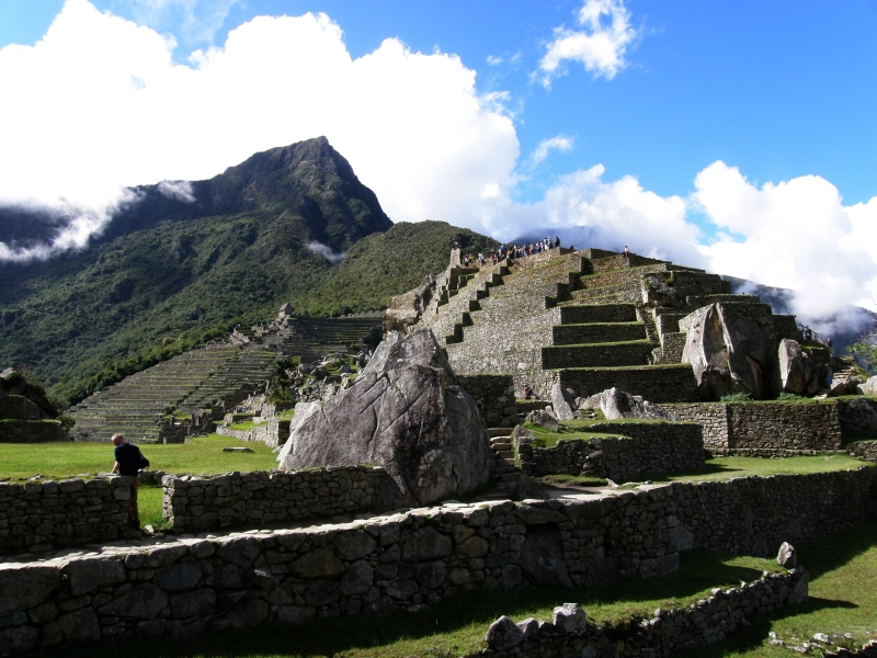 Peru- Machu Picchu and Aguas Calientes photo no. 57