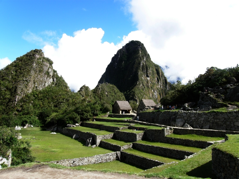 Peru- Machu Picchu and Aguas Calientes photo no. 59