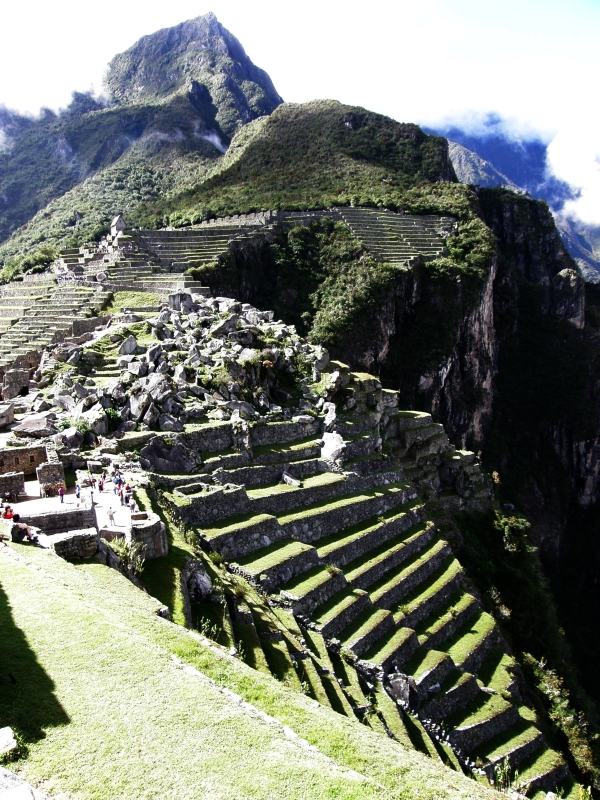 Peru- Machu Picchu and Aguas Calientes photo no. 62