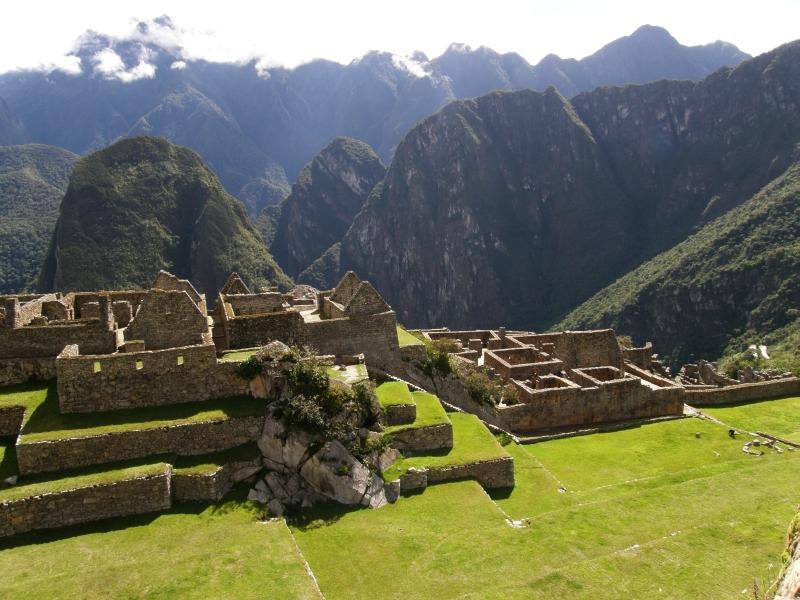 Peru- Machu Picchu a Aguas Calientes - 63 - Peru- Machu Picchu a Aguas Calientes