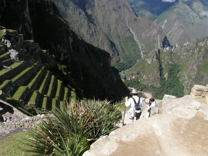 Peru- Machu Picchu and Aguas Calientes photo no. 64