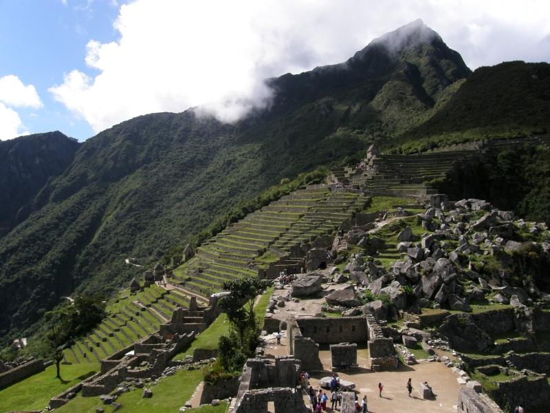Peru- Machu Picchu and Aguas Calientes photo no. 66