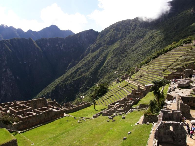 Peru- Machu Picchu and Aguas Calientes photo no. 67