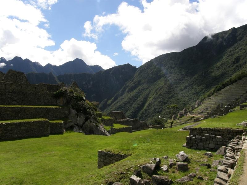 Peru- Machu Picchu a Aguas Calientes - 68 - Peru- Machu Picchu a Aguas Calientes