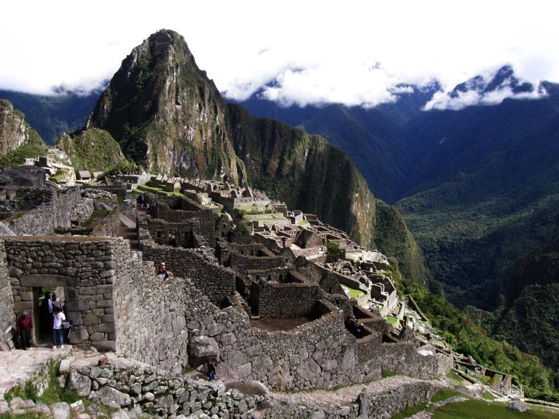 Peru- Machu Picchu and Aguas Calientes photo no. 69