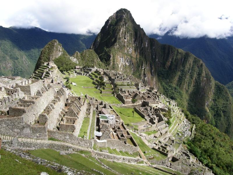 Peru- Machu Picchu and Aguas Calientes photo no. 70