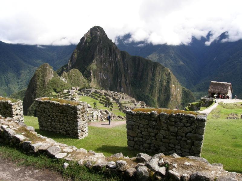 Peru- Machu Picchu a Aguas Calientes - 74 - Peru- Machu Picchu a Aguas Calientes