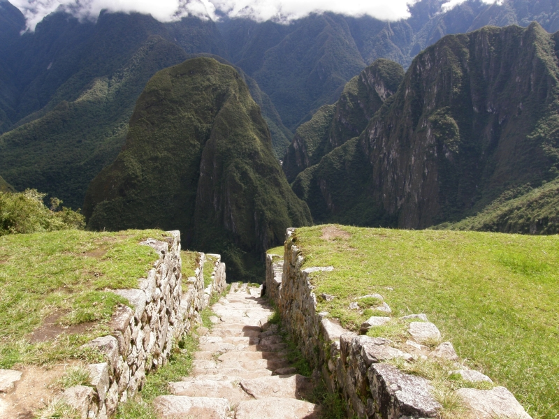 Peru- Machu Picchu and Aguas Calientes photo no. 83