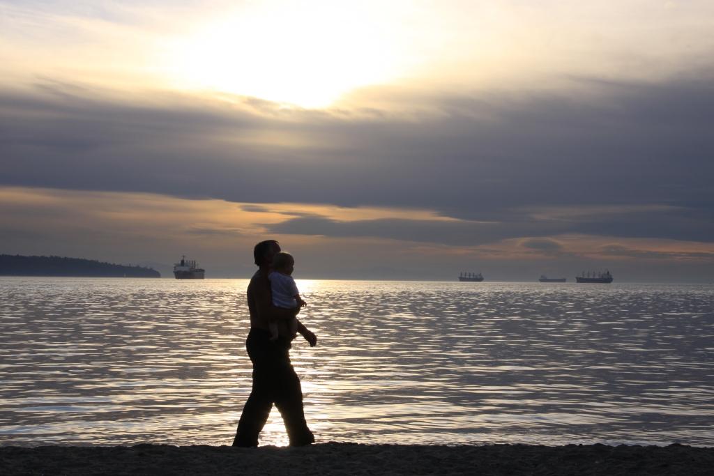 Podzim ve Vancouveru, září 2011 - 1 - Podzim ve Vancouveru, září 2011