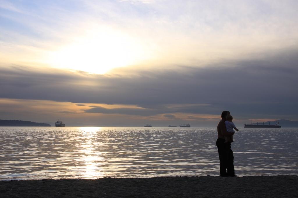Podzim ve Vancouveru, září 2011 - 2 - Podzim ve Vancouveru, září 2011