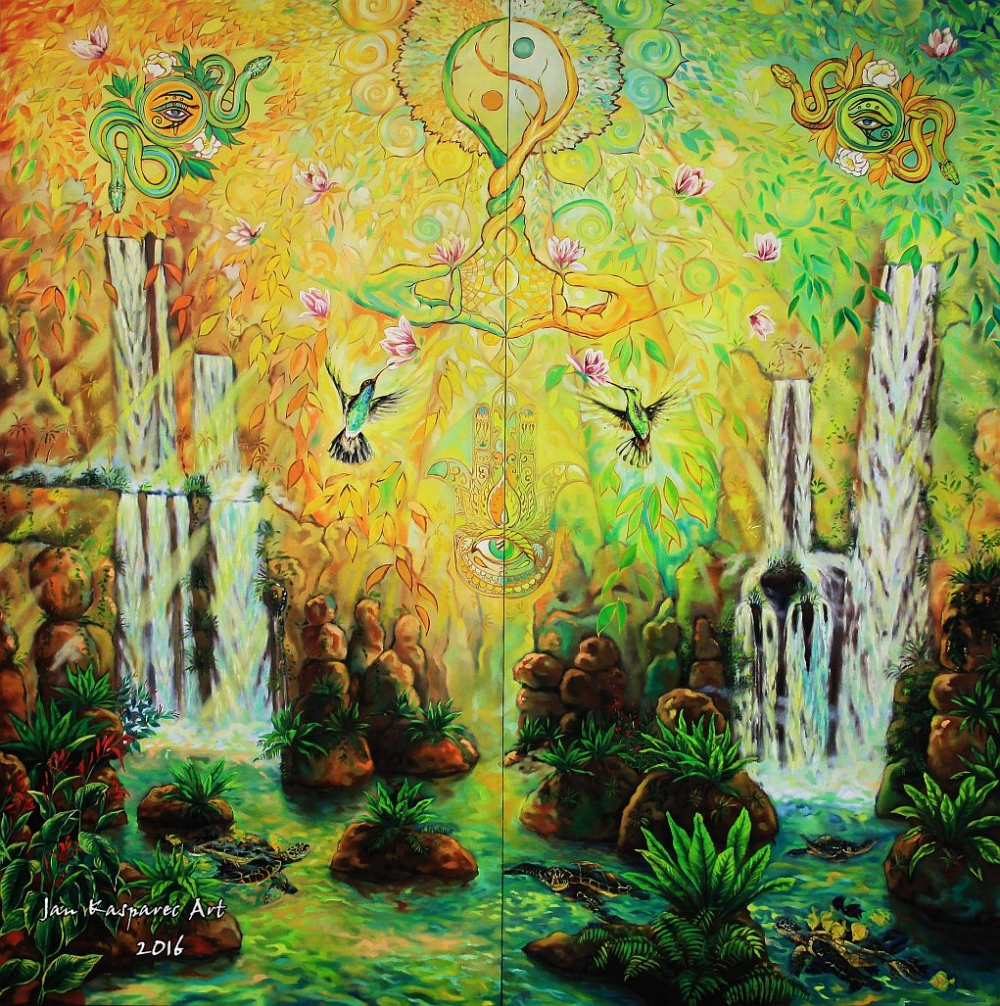 Obraz - Tree of wisdom