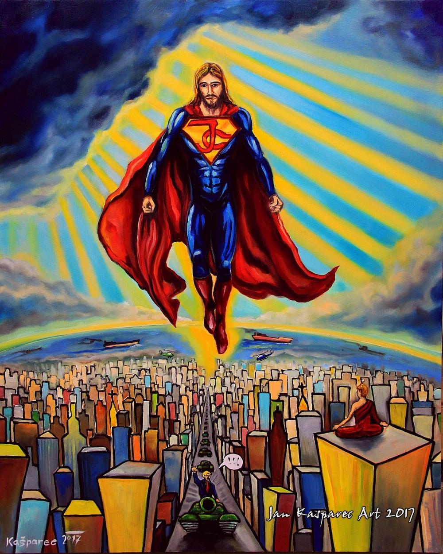 Obraz - Ježíš je zpět!