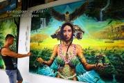 Gaia-Sacrifice - paintings