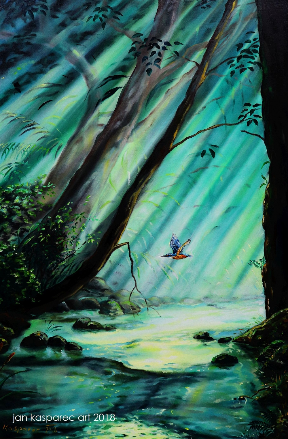Obraz - Kingfisher